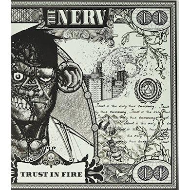 The Nerv TRUST IN FIRE Vinyl Record