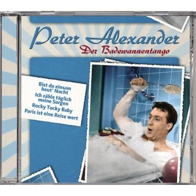 Peter Alexander DER BADEWANNENTANGO CD