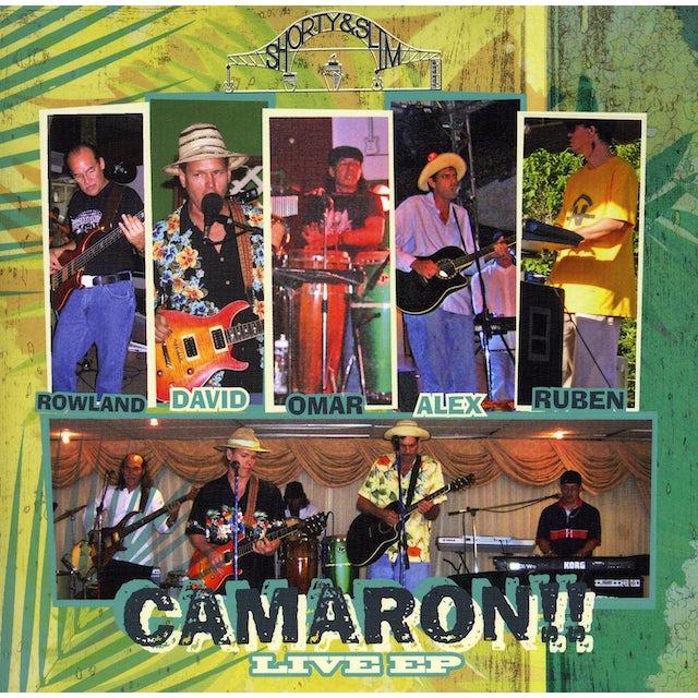 Shorty & Slim CAMARON - LIVE EP CD