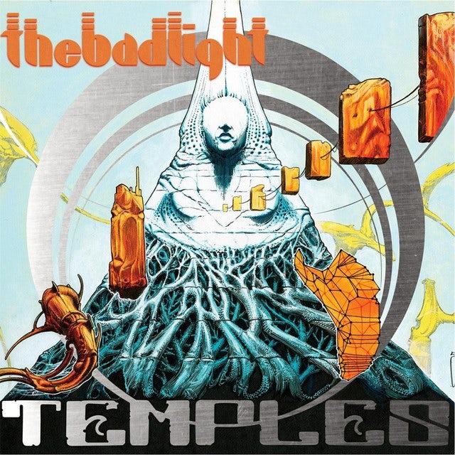 Bad Light TEMPLES Vinyl Record