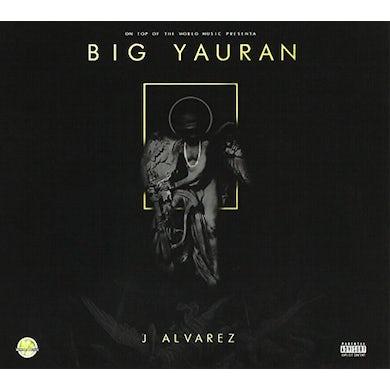 J Alvarez BIG YAURAN CD