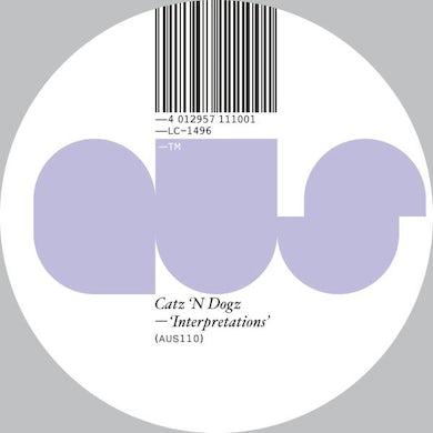 Catz 'n Dogz INTERPRETATIONS Vinyl Record
