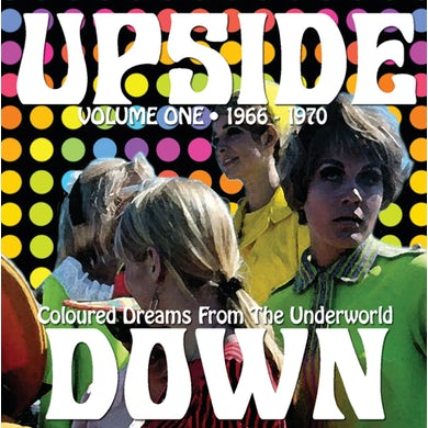 UPSIDE DOWN VOLUME ONE 1966-1970: COLOURED / VAR Vinyl Record