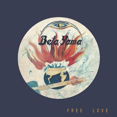 Beta Yama Group FREE LOVE Vinyl Record