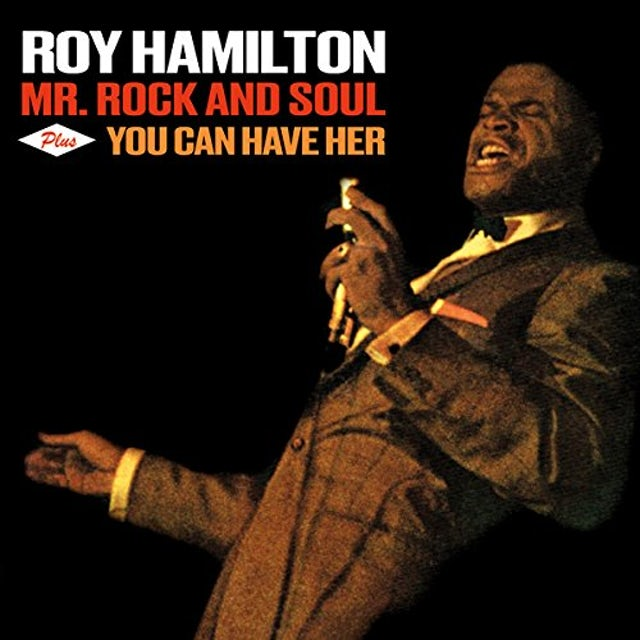 Roy Hamilton MR ROCK & SOUL PLUS YOU CAN HAVE HER + 6 BONUS CD