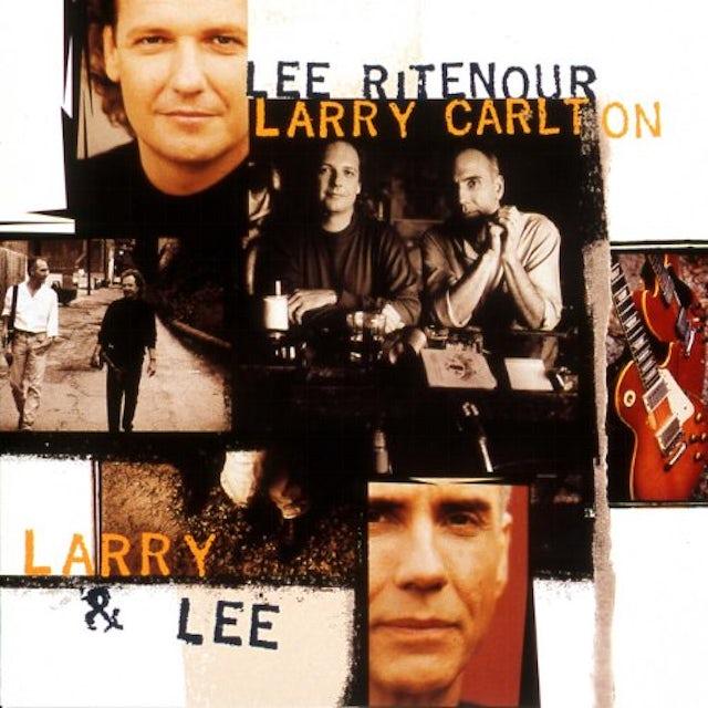 Lee Ritenour & LARRY CARLTON CD