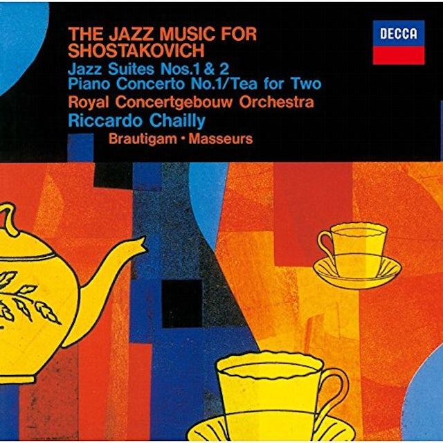 Riccardo Chailly SHOSTAKOVICH THE JAZZ ALBUM CD