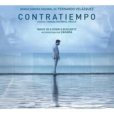 Fernando Velazquez CONTRATIEMPO / O.S.T. CD