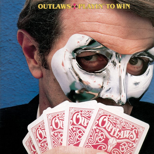 Outlaws PLAYIN TO WIN CD