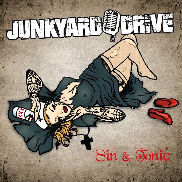 Junkyard Drive SINK & TONIC CD