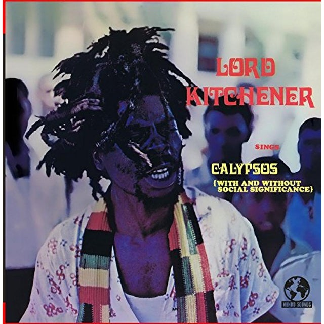 Lord Kitchener SINGS CALYPSOS (WITH & WITHOUT SOCIAL SIGNIFICANC) CD
