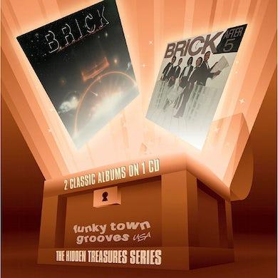 Brick SUMMER HEAT / AFTER 5 CD
