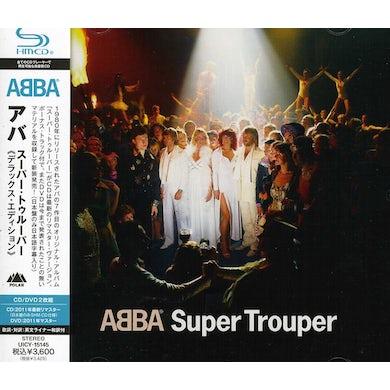 Abba SUPER TROUPER: DELUXE EDITION CD
