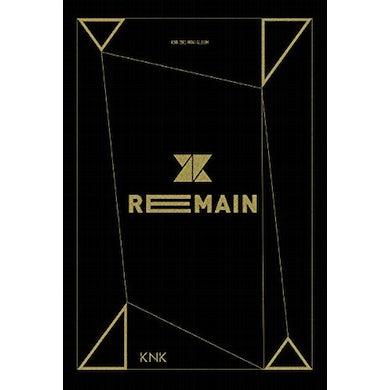 KNK REMAIN CD