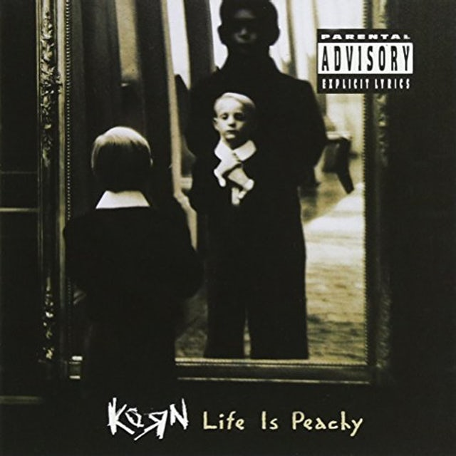 KoRn LIFE IS PEACHY (GOLD SERIES) CD