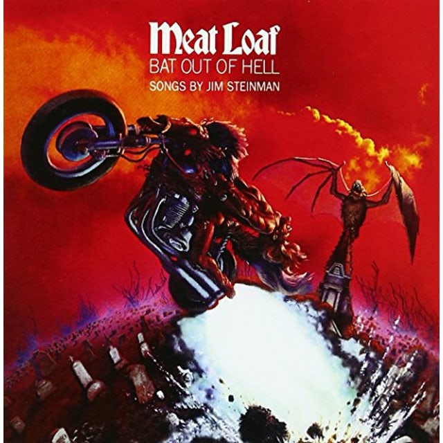 Meat Loaf BAT OUT OF HELL (GOLD SERIES) CD