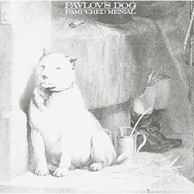 Pavlov's Dog PAMPERED MENIAL (GOLD SERIES) CD