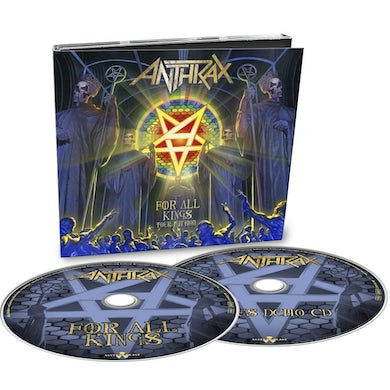 Anthrax FOR ALL KINGS TOUR EDITION CD