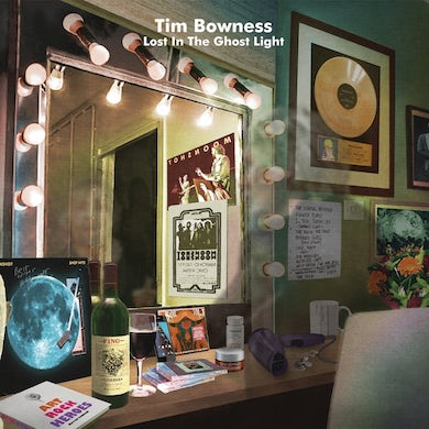 Tim Bowness LOST IN THE GHOST LIGHT CD