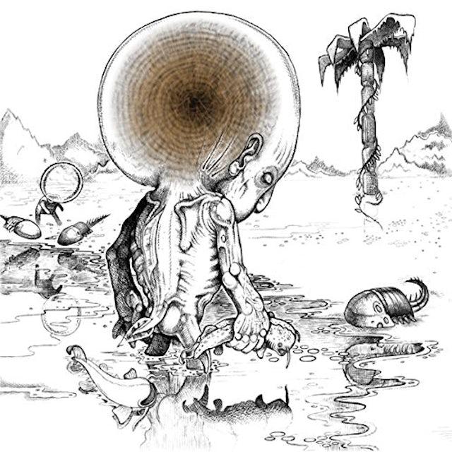 Shackleton & Vengeance Tenfold SFERIC GHOST TRANSMITS Vinyl Record