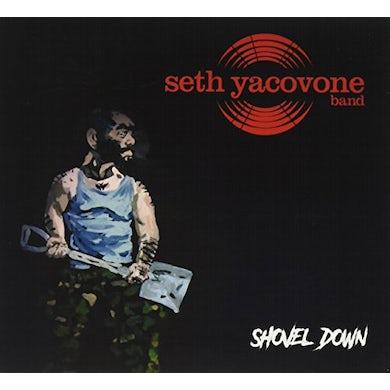Seth Yacovone Band SHOVEL DOWN CD