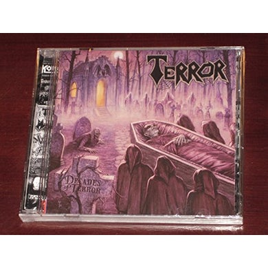 DECADES OF TERROR CD
