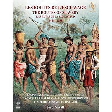 Jordi Savall ROUTES OF SLAVERY 1444-1888 CD