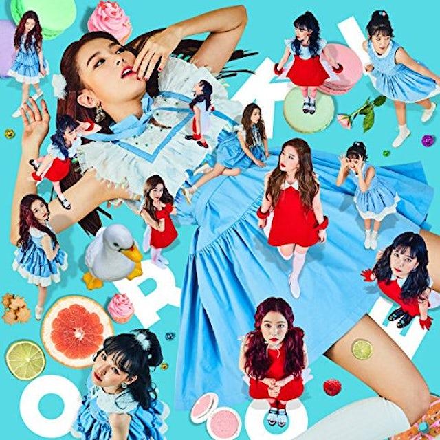 Red Velvet ROOKIE CD