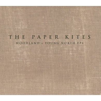 The Paper Kites WOODLAND & YOUNG NORTH EPS CD