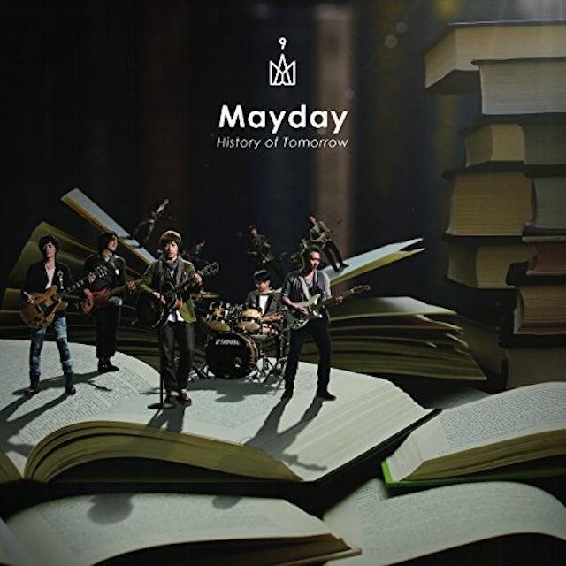 Mayday HISTORY OF TOMORROW (JP ALBUM) / LTD CD+DVD DLX CD