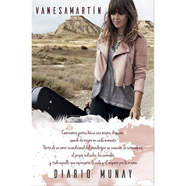 Vanesa Martin DIARIO MUNAY CD