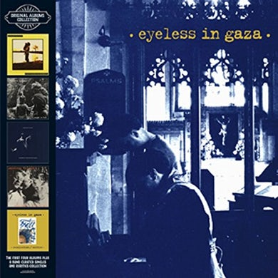 Eyeless In Gaza ORIGINAL ALBUMS BOXSET CD