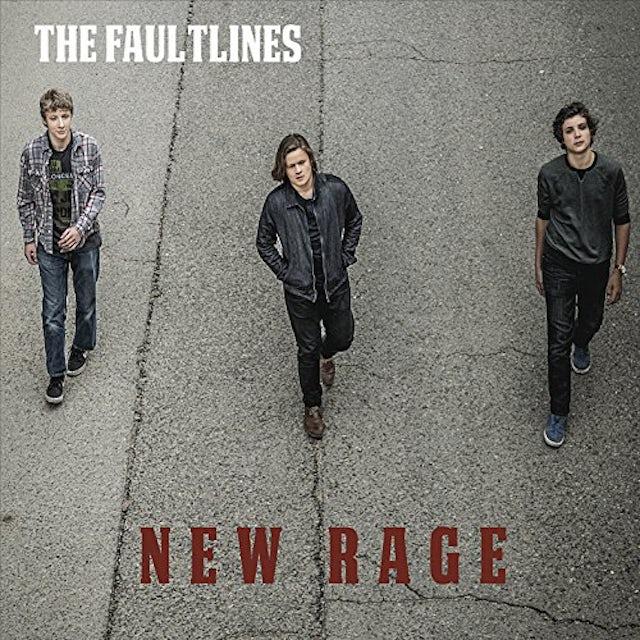 Faultlines NEW RAGE CD