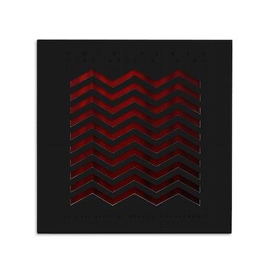Angelo Badalamenti TWIN PEAKS: FIRE WALK WITH ME / Original Soundtrack Vinyl Record