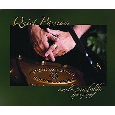 Emile Pandolfi QUIET PASSION CD
