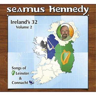 Seamus Kennedy IRELAND'S 32: VOL 2 CD