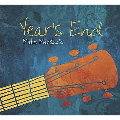 Matt Marshak YEAR'S END CD