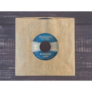 Dontells MOVE ON DOWN / THERE GOES A FOOL Vinyl Record
