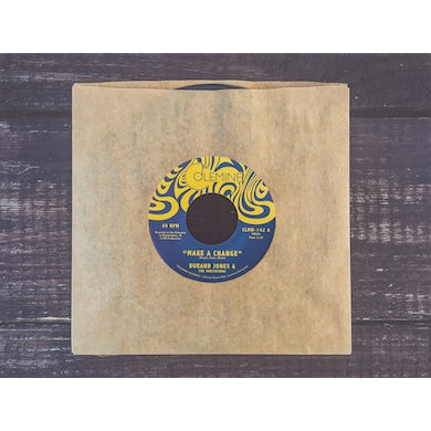 Durand Jones & The Indications MAKE A CHANGE / IS IT ANY WONDER Vinyl Record