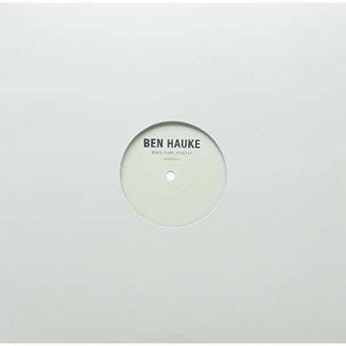 Ben Hauke ROUGH READY STEADY Vinyl Record