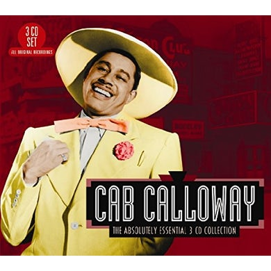 Cab Calloway ABSOLUTELY ESSENTIAL CD