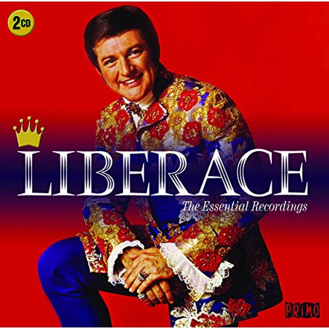 Liberace ESSENTIAL RECORDINGS CD