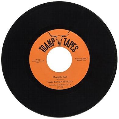 Lucky Brown MESQUITE BEAT Vinyl Record