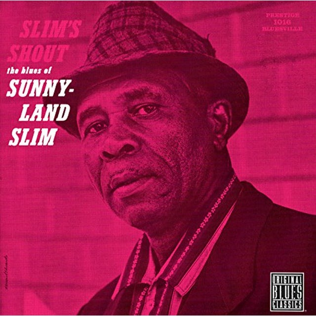 Sunnyland Slim SLIM'S SHOUT CD