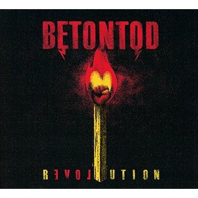 BETONTOD REVOLUTION CD