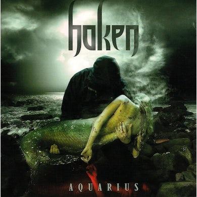 Haken AQUARIUS (RED VINYL) Vinyl Record