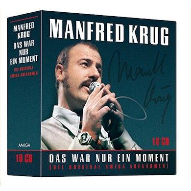 Manfred Krug DAS WAR NUR EIN MOMENT CD