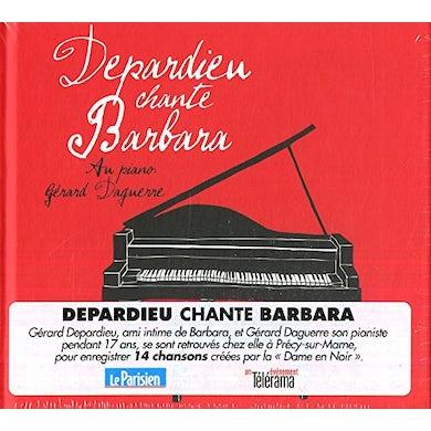 Gerard Depardieu DEPARDIEU CHANGE BARBARA CD