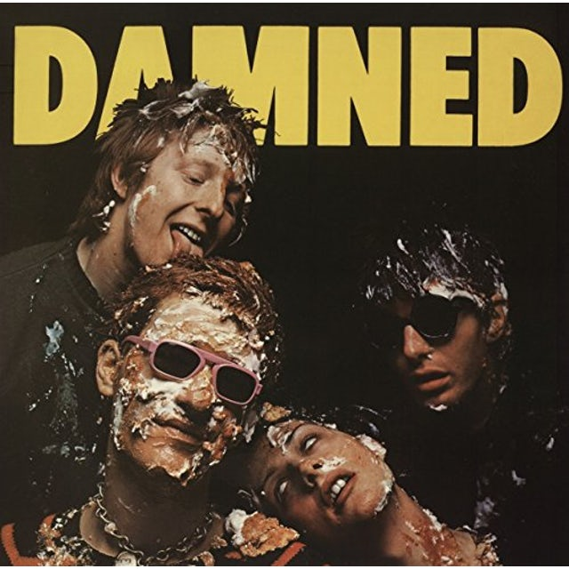 The Damned DAMNED DAMNED Vinyl Record