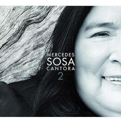 Mercedes Sosa CANTORA 2 Vinyl Record